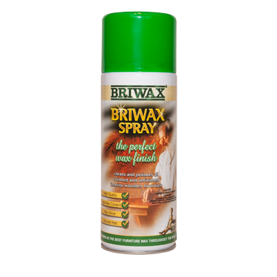 Briwax Clear Spray