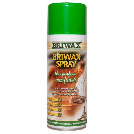Briwax Clear Spray
