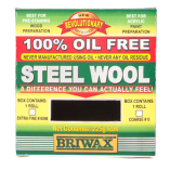 Revolutionary Oil Free Steel Wool